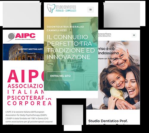 Agenzia web per dottori e cliniche