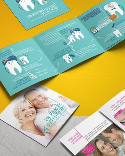 Brochure a tema