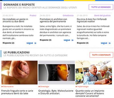 Dentisti italia Portale