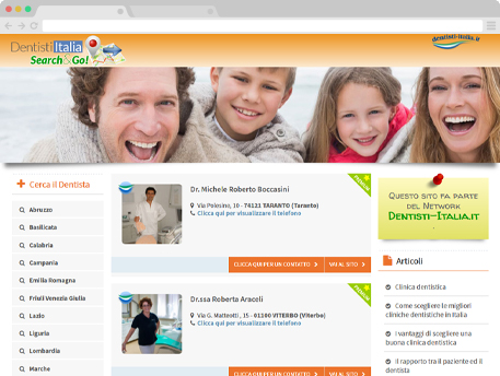 www.clinica-dentistica.it