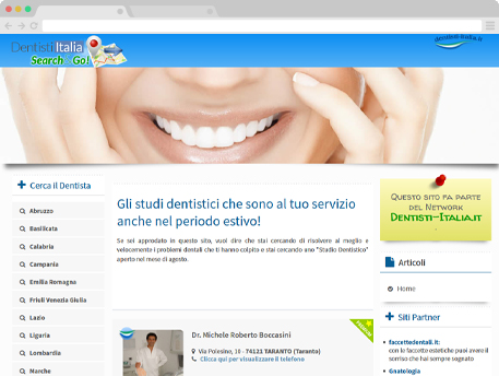 www.dentista-agosto.it