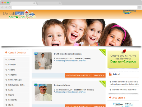www.dentista-pediatrico.it