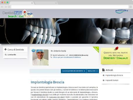 www.implantologiadentalebrescia.com
