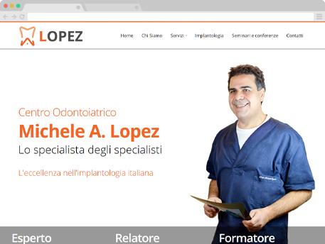 www.centroodontoiatricolopez.it