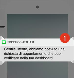 Psicologi italia notifiche