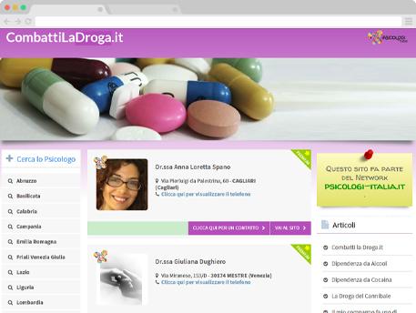 www.combattiladroga.it
