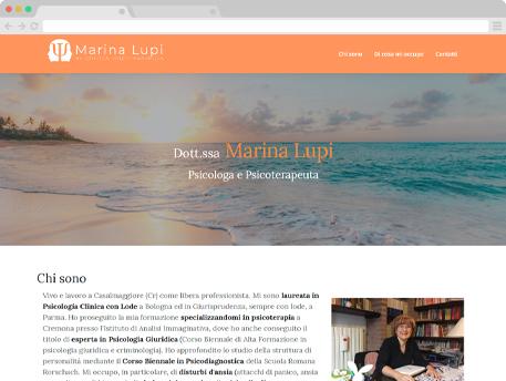www.psicologamarinalupi.it